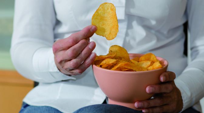 Übergewicht: Essen als Ersatz verhindert schlank werden