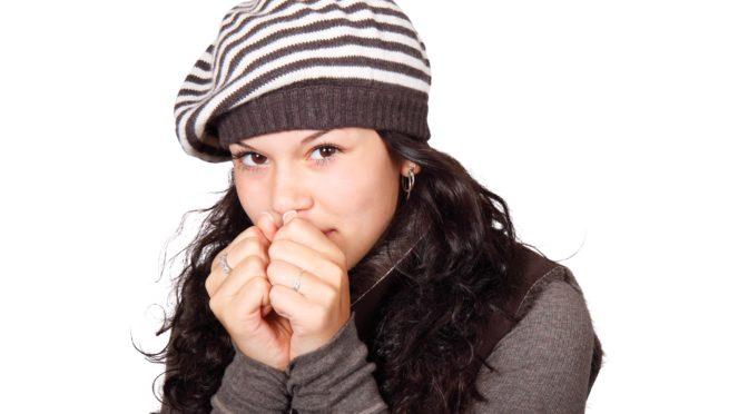 Macht Kälte schlank?
