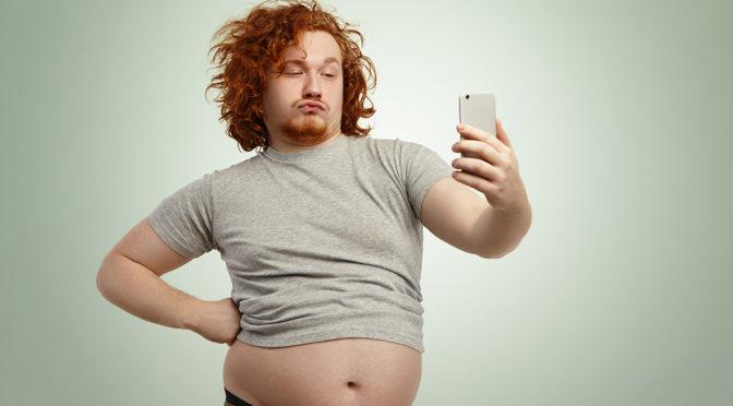 psyslim - selfie attraktiv