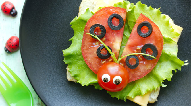 Verführung zum gesunden Essen
